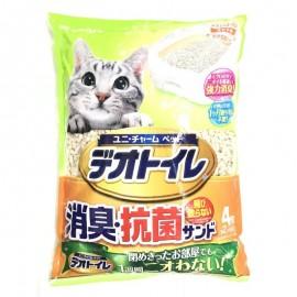 Unicharm沸石貓砂4L裝