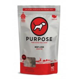 Purpose牛肝凍乾生肉小食3oz(狗適用)