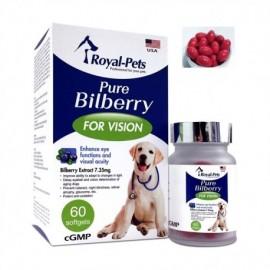 Royal-Pets 純正藍莓 (狗)- 60 粒