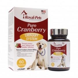 Royal-Pets 純正小紅莓 (狗) - 60 粒