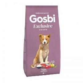 Gosbi 中型幼犬全營養蔬果配方12kg