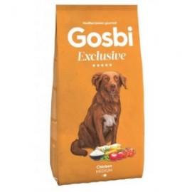 Gosbi 中型成犬雞肉蔬果配方12kg