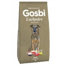 Gosbi 中型老犬蔬果配方12kg