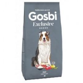 Gosbi 中型成犬減肥蔬果配方12kg