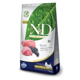 Farmina N&D Ancestral Grain Free Canine - LAMB & BLUEBERRY 成犬天然糧-羊肉藍莓 7kg