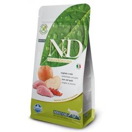 Farmina N&D Grain Free Feline - Boar & Apple 無穀物野豬&蘋果 全貓配方5kg