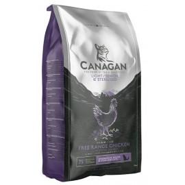 Canagan Light/Senior/Sterilised For Cats 無穀物走地雞配方(減肥/老貓用)4kg