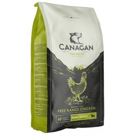 Canagan Small Breed Free-Run Chicken For Dogs 無穀物走地雞配方(小型犬用)6kg