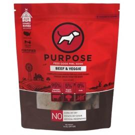 Purpose(主糧系列) 牛肉凍乾塊(犬用)14oz