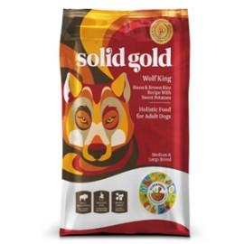 Solid Gold Canine Puppy 素力高中大型(成犬)乾狗糧24lbs