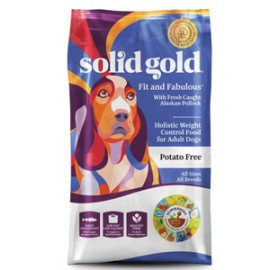 Solid Gold Canine Adult Weight Control 素力高(成犬)(鱈魚低卡)乾狗糧24lbs