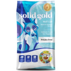 Solid Gold Canine Adult 素力高中大型(幼犬)乾狗糧24lbs