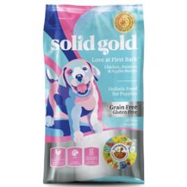 Solid Gold Canine Puppy Grain Free (Chicken) 素力高無穀物(幼犬)乾狗糧24lbs