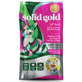 Solid Gold Canine All-Life-Stage Grain Free 素力高無穀物(小型犬)乾狗糧12lbs