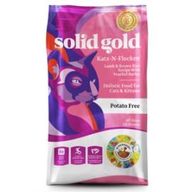 Solid Gold Feline All-Life-Stage 素力高(全貓)乾貓糧12lbs