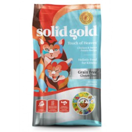 Solid Gold Feline Kitten Grain Free 素力高無穀物(幼貓)乾貓糧6lbs