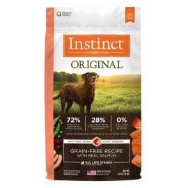 Instinct Canine - Oringinal Grain-Free Salmon 本能無穀物三文魚犬用糧 20lbs