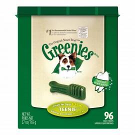 Greenies Tub-Pak Teenie 的骰犬潔齒骨27oz