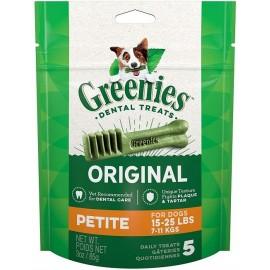 Greenies  Petite 迷你犬潔齒骨3oz