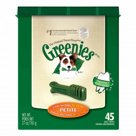 Greenies Tub-Pak Petite 迷你犬潔齒骨27oz