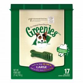 Greenies Tub-Pak Large 大型犬潔齒骨27oz