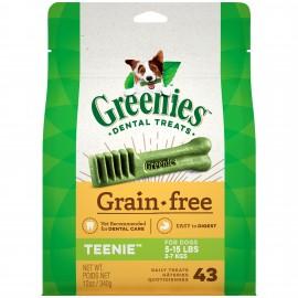 Greenies GF Teenie 的骰犬無穀物潔齒骨12oz