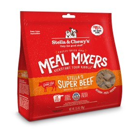 Stella & Chewy's 狗乾糧伴侶 Beef Meal Mixers牛魔王(牛肉配方)3.5oz