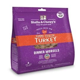 Stella & Chewy's 貓咪凍乾生肉主糧Turkey Dinner 開胃火雞(火雞肉配方)18oz