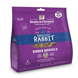 Stella & Chewy's 貓咪凍乾生肉主糧 Rabbit Dinner 極度兔惑(兔肉配方)18oz