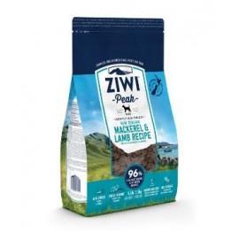 Ziwi Peak - 風乾鯖魚及羊肉狗糧(Mackerel & Lamb) 4kg