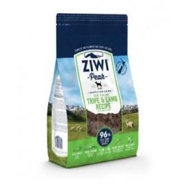 Ziwi Peak - 風乾草胃及羊肉狗糧(Tripe & Lamb) 2.5kg