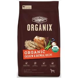 Natural Organix 穀物犬糧 (有機雞肉糙米) Organic Chicken & Oatmeal 18lbs