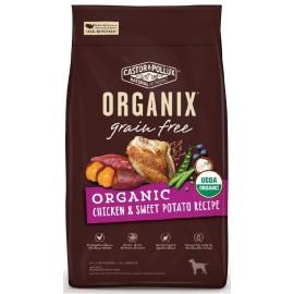 Natural Organix 無穀物犬糧 (有機雞肉甜薯) Organic Chicken & Sweet Potato 18lbs