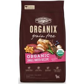 Natural Organix 無穀物犬糧 (有機小型犬) Organic Small Breed 10lbs