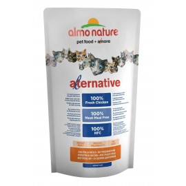 Almo Nature Cat - Alternative - Fresh Chicken 新鮮雞肉乾糧 750g