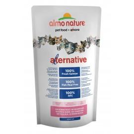 Almo Nature Cat - Alternative - Fresh Salmon 新鮮三文魚乾糧 750g