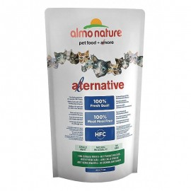 Almo Nature Cat - Alternative - Fresh Quail 新鮮鵪鶉肉乾糧 750g