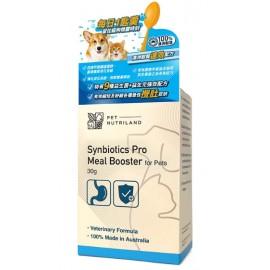 Pet Nutriland 澳洲寵營樂.拌食營養粉 Synbiotics180 腸道及免疫力配方 (寵物用) 30g