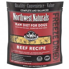 Northwest Naturals凍乾脫水狗糧 -牛肉12oz/340g