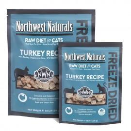 Northwest Naturals凍乾脫水貓糧 -火雞11oz