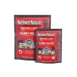 Northwest Naturals凍乾脫水貓糧 -兔肉11oz