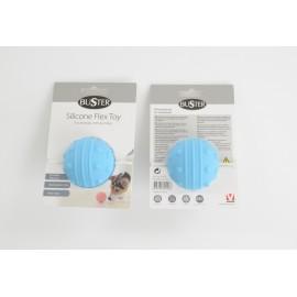 Buster Flex ball 球形(藍色)(可隱藏食物)