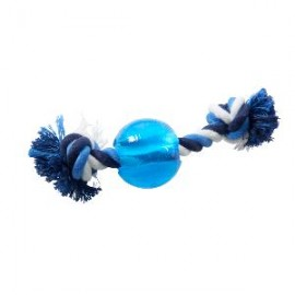BUSTER Strong Ball w/rope Ice Blue 強力球連繩 X-Small