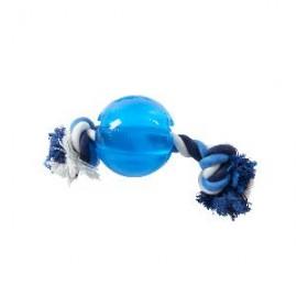 Buster Strong Ball w/rope Ice Blue 強力球連繩 Medium