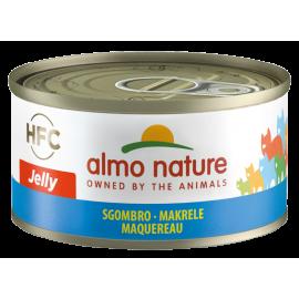 Almo Nature Cat-HFC JELLY-Mackerel 鯖魚70g