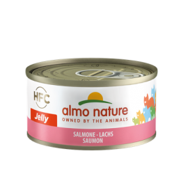 Almo Nature Cat-HFC JELLY-Salmon 三文魚70g