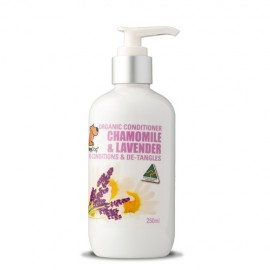 Smiley dog Organic Conditioner Chamomile&Lavender有機洋甘菊薰衣草護毛素 500ml
