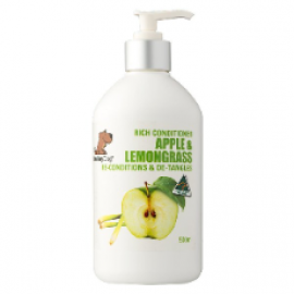 Smiley Dog Rich Conditioner Apple&Lemongrass 豐盛蘋果檸懞護毛素 500ml