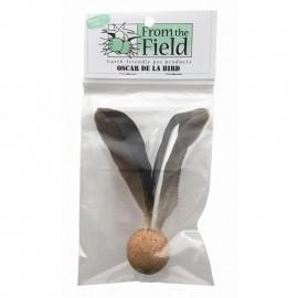 From the Field貓玩具-軟木飛鳥