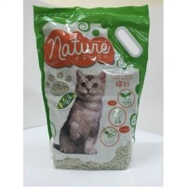 Nature 豆腐貓砂-綠茶香味7L